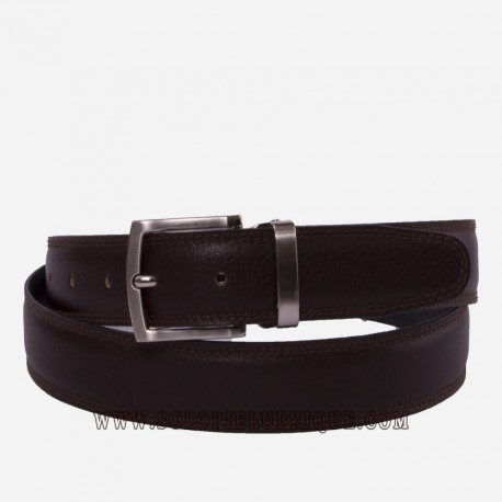 Cinturon piel fino