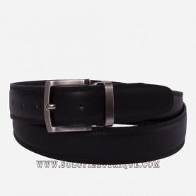 Cinturón piel fino