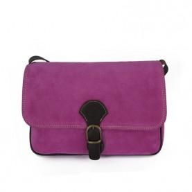 Comprar bolsos online rosa parte delantera